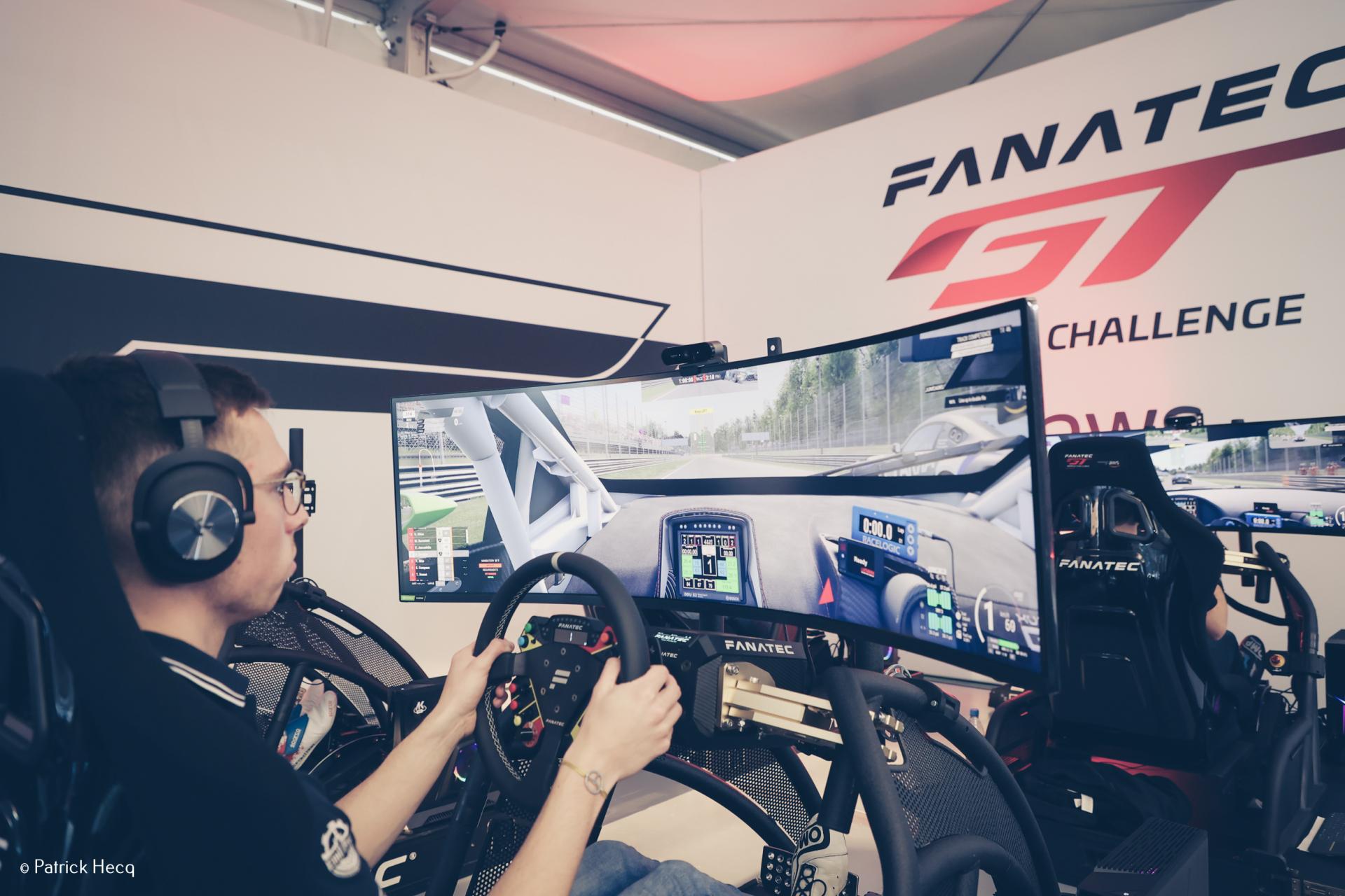 """Arthur Rougier (part 1): """"The Fanatec Esports GT Pro series brought me visibility"""""""